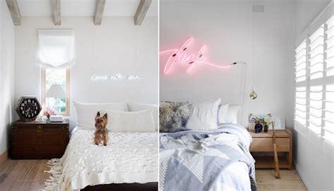 neon chambre néon coloré la déco qui illumine votre intérieur