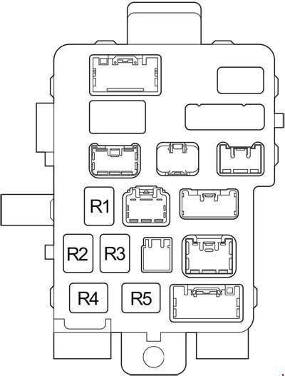 2004 Toyotum Tundra Fuse Box Diagram by 2004 2006 Toyota Tundra Cab Fuse Box Diagram 187 Fuse