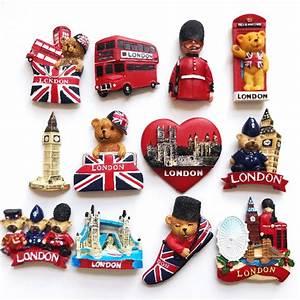 (5 pieces a lot)World Travel Souvenirs British