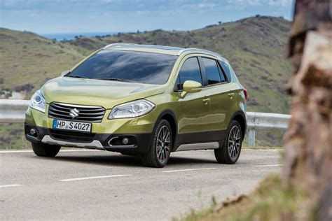 Suzuki Sx4 S Cross Photo by Suzuki Sx4 S Cross Pricing And Specifications Photos