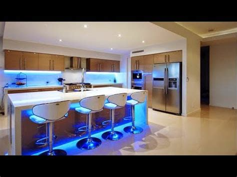 led lights for kitchen 30 wonderful modern kitchen led lighting ideas 2017 ultra 8967