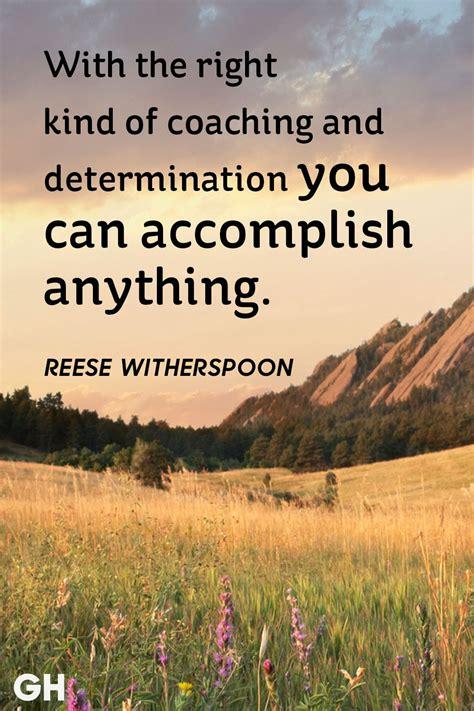 kind  coaching  determination