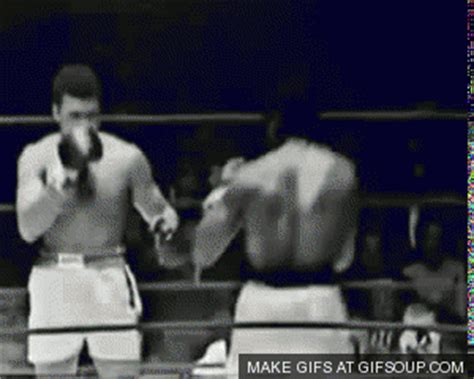 Ali Dodging Punches Gif 6 » Gif Images Download