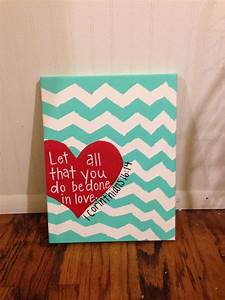 17 Best ideas a... Pretty Canvas Quotes