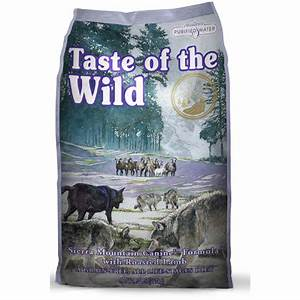 taste of the wild sierra mountain dry dog food 1800petmeds With mountain dog food
