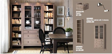 Ikea Dining Room Storage by Ikea Hemnes Office Solution House Home