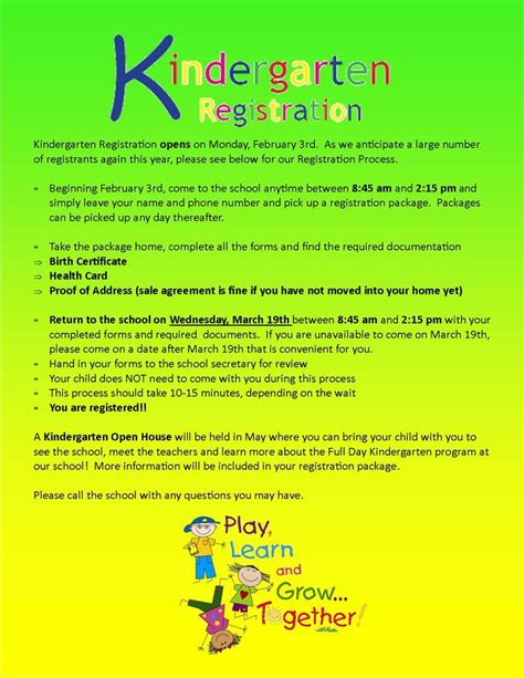 14 best images about pre k registration on 770   bf602485593838606998bf5c726d8d35 kindergarten registration pre k