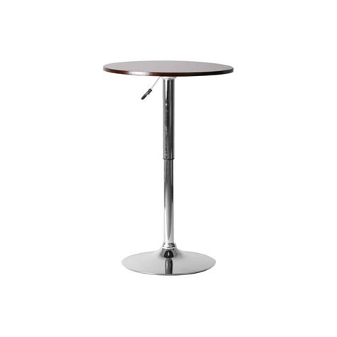 hauteur table bar cuisine table de bar reglable en hauteur