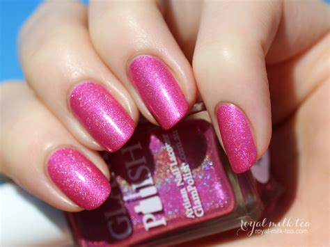 Royal Milk Tea Glam Polish Limited Edition Glam
