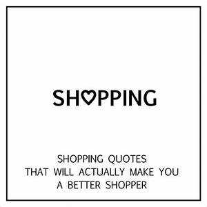 Weekend Shoppin... Shopping With Mom Quotes