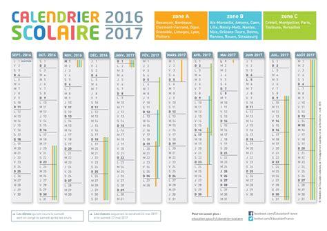 bureau de change grenoble le calendrier de l 39 ée scolaire 2016 2017 du