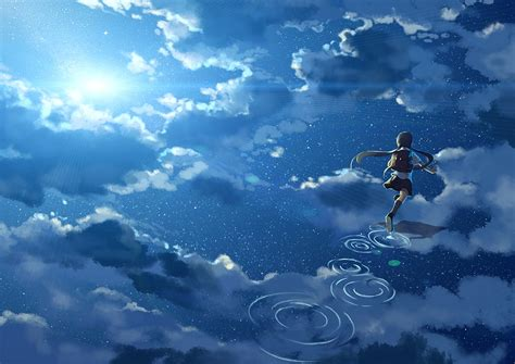 Anime Water Wallpaper - original wallpaper and background image 1280x906 id 595243
