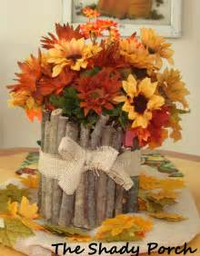 Sunflower Kitchen Decor Theme by 22 Charming Fall Diy Centerpieces Projects Ready To
