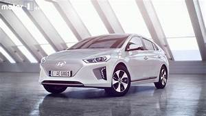 Primera Prueba Hyundai Ioniq El U00e9ctrico 2017