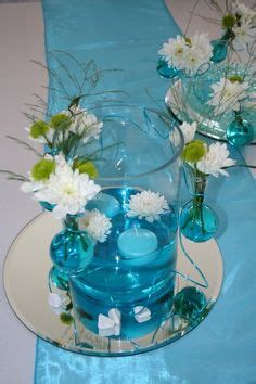 deco table turquoise chocolat 1000 images about deco mariage on centre waterfront wedding and turquoise
