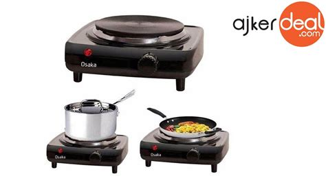 osaka induction hot plate portable electric stove youtube