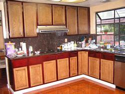 staining cabinets silicon valley living