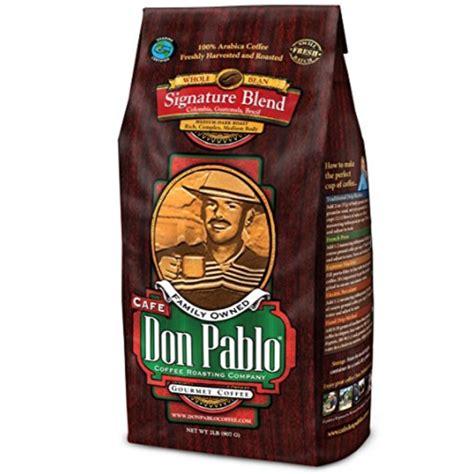 Explore tweets of don pablo coffee @cafedonpablo on twitter. 2lb cafe don pablo gourmet coffee signature blend - medium-dark roast coffee - whole bean coffee ...