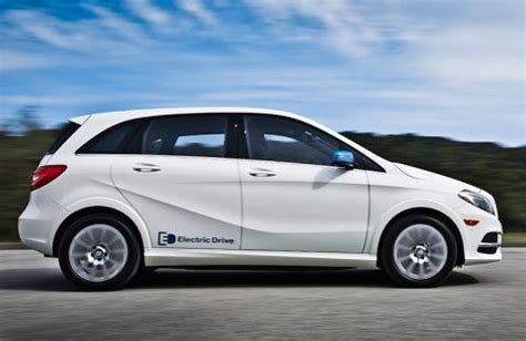mercedes  sell  electric car   electric vehicle guide