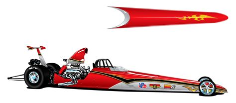 Featured design on tv's ncis. Custom Dragster Design Renderings - In Motion SolutionsIn Motion Solutions