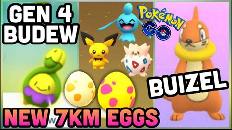 New Pokemon In 7km Eggs Pokemon Go