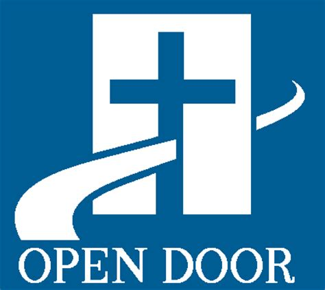 open door christian school odbc logo od from open door baptist church christian