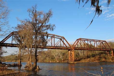 bridgehuntercom gfrr flint river bridge