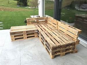 Europaletten Gartenmöbel Bauen : was kann man aus europaletten bauen home ideen ~ Markanthonyermac.com Haus und Dekorationen