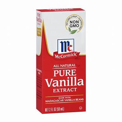 Vanilla Mccormick Extract Pure Extracts Extracto Vainilla
