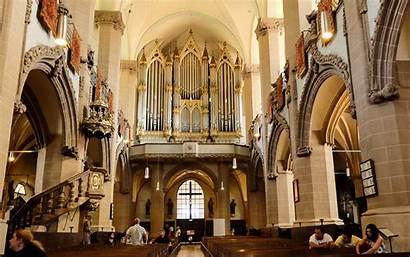 Church Churches Inside Romanian