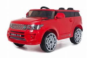 Voiture Electrique Pour 14 Ans : 4x4 rouge sport coupe 12v style range voiture electrique pour enfants ~ Medecine-chirurgie-esthetiques.com Avis de Voitures