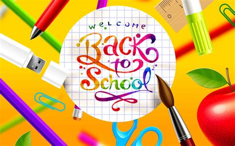 Abstract Wallpaper Design For School by Back To School Hd Wallpapers Wallpaper Cave