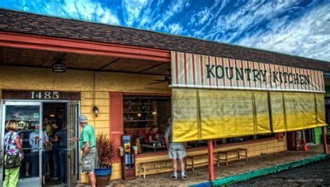kitchen kauai kauai vacation restaurant dining guide go visit hawaii Kountry