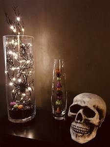 Vase, With, Lights