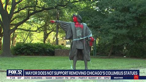 Chicago's Italian-American community reacts to defacement ...