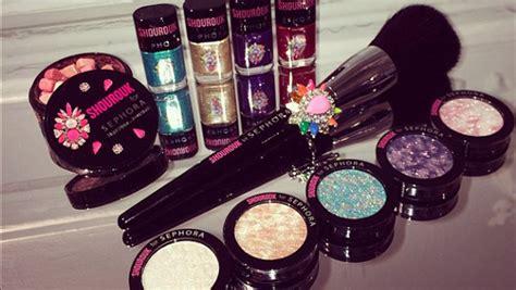 shourouk teams   sephora   capsule makeup collection