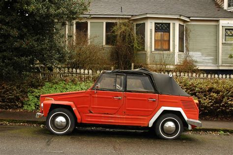 Buy convertible volkswagen classic cars and get the best deals at the lowest prices on ebay! OLD PARKED CARS.: 1972 Volkswagen Thing.