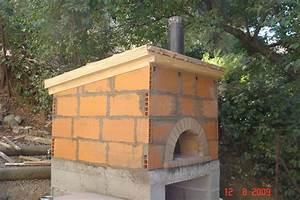 cuisine fabrication fours et barbecues construire un With construire son barbecue exterieur