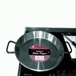 Poele Pour Plaque Induction : paelladusud po les a paella induction en acier poli pata ~ Premium-room.com Idées de Décoration