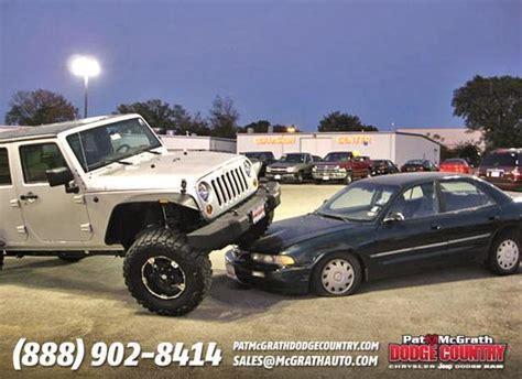 Chrysler Cedar Rapids by Pat Mcgrath Chrysler Dodge Jeep Ram Cedar Rapids Ia