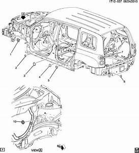 2007 Chevrolet Hhr Plugs  Body