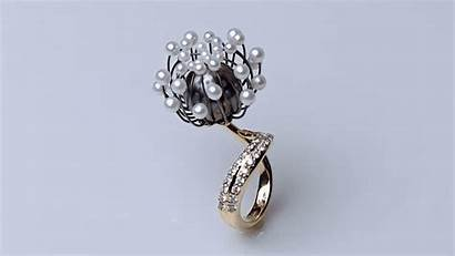 Galatea Ring Chi Huynh Jewelry Alloy Interview