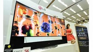 Lg Inova E Lan U00e7a Tv 5k Gigante Mais Barata Que 4k De Rival