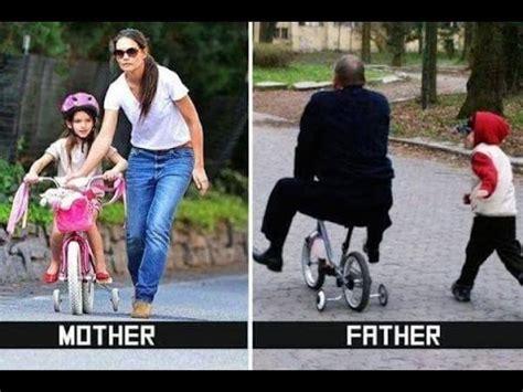 diferencias entre mama  papa especial  del padre