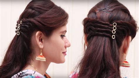 latest hair style  girls ladies hair style
