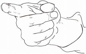 How to Draw Hands Pointing at You with Easy Step by Step ...
