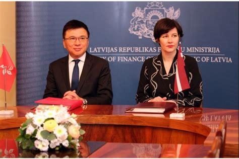 Tiks veicināta Latvijas un Honkongas ekonomiskā sadarbība ...
