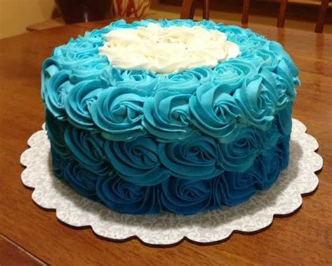 beautiful ombre cake ideas   occasions crafty morning