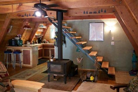 a frame home interiors a frame interior cabin dreams pinterest