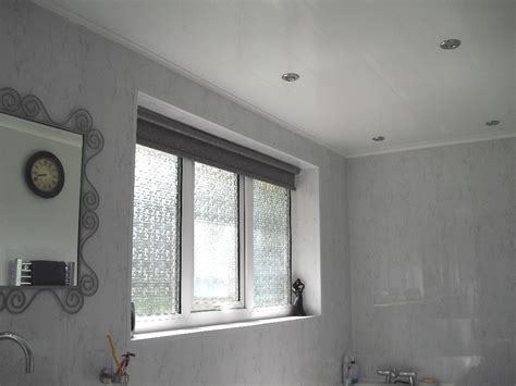 Bathroom Ceiling Panels by Installation Ceiling Panels With Battens The Bathroom